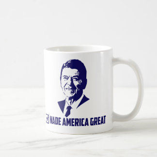 Ronald Reagan Coffee Mug - Ah, The Good old Days!