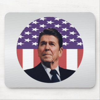 Ronald Reagan Freedom and Liberty Mouse Pad