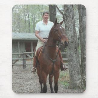 Ronald Reagan, Horse Mouse Pad
