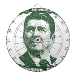 Ronald Reagan One Nation Under God Dartboard