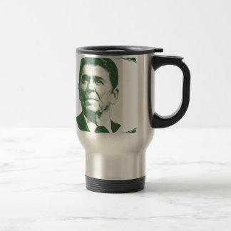 Ronald Reagan One Nation Under God Travel Mug