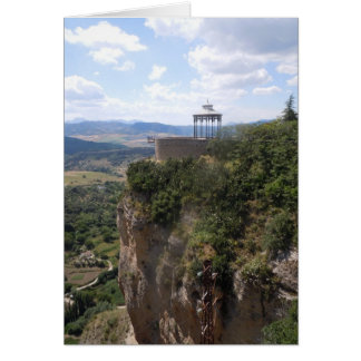 Ronda, Spain - Note card