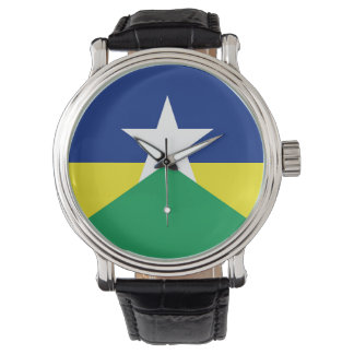 Rondonia flag Brazil region province symbol Watch