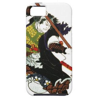 Ronin Samurai Deflecting Arrows Japanese Japan Art iPhone 5 Covers