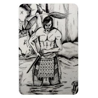 Ronin Samurai Magnet
