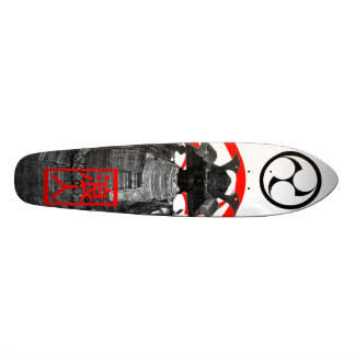 ronin tomoe custom skateboard