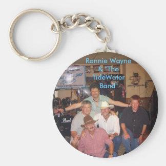 Ronnie & TideWater - Keychain