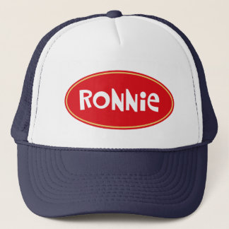 Ronnie Trucker Hat