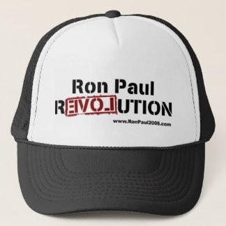 RONPAULREVOLUTION TRUCKER HAT