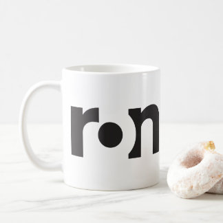 Ron's very own mug