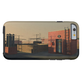 Roof in New York Tough iPhone 6 Case