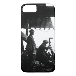 Roof of Crown Prince's observatory_War image iPhone 7 Case