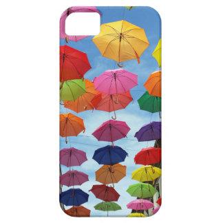 Roof of umbrellas iPhone 5 cases
