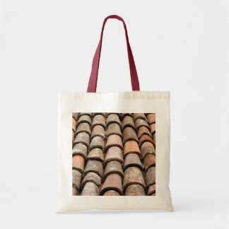 Roof tiles tote bag