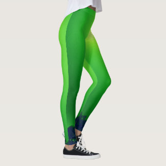 Roof Top Beam of Light Leggings