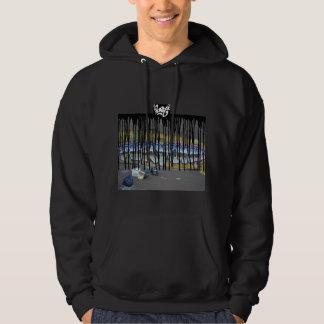 Roof top hoodie