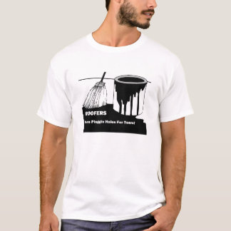 Roofer Tee Shirt For Years