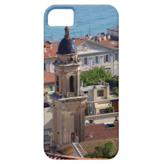Roofs and Basilica at Menton in France iPhone 5 Cases