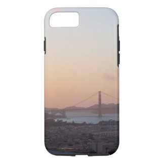 Rooftop Sunset iPhone 7 Case