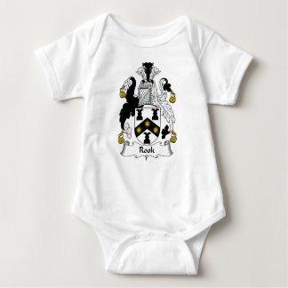 Rook Family Crest Baby Bodysuit