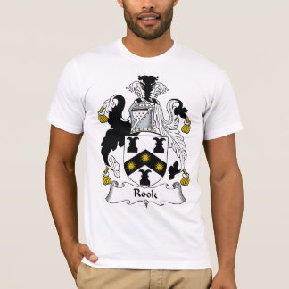Rook Family Crest T-Shirt