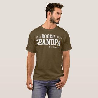 Rookie Grandpa: Drafted 2016 T-Shirt