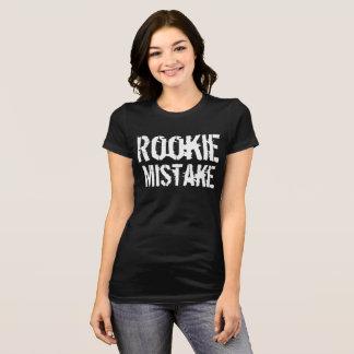 Rookie Mistake #2 T-Shirt