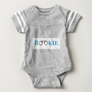 Rookie Police In Training Future Baby Bodysuit