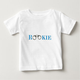 Rookie Police In Training Future Baby T-Shirt