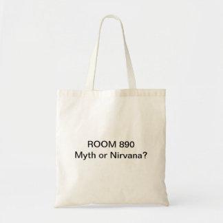 ROOM 890 Myth or Nirvana? Tote Bag