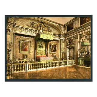 Room of Louis XIV, Versailles, France classic Phot Postcard