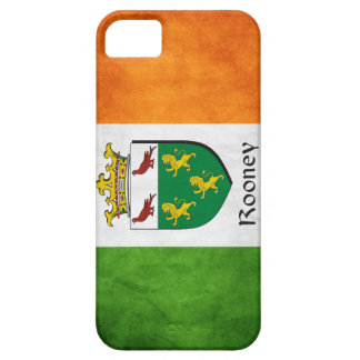 Rooney Irish Flag iPhone 5 Cases