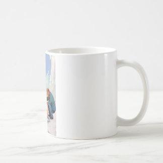 Roosevelt Bears Go Fishing In Alaska Coffee Mug