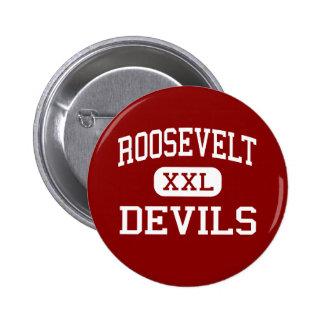 Roosevelt - Devils - Middle - West Palm Beach Buttons
