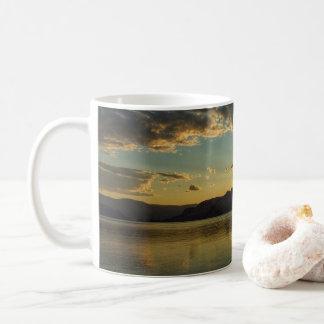 Roosevelt Lake Sunset Coffee Mug
