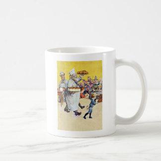 Roosevelt soutient la boulangerie de beurre mug blanc