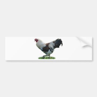 rooster 1 bumper sticker