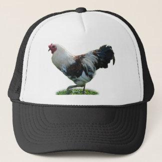 rooster 1 trucker hat