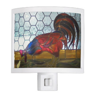 Rooster and Chick Night Light