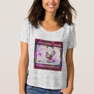 Rooster beach days T-shirt