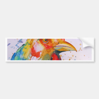 Rooster Bumper Sticker