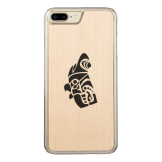 Rooster Carved iPhone 7 Plus Case