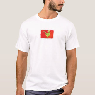 Rooster - Chinese Sign T-Shirt