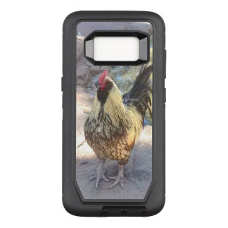 Rooster Custom OtterBox Samsung Galaxy S8 Defender
