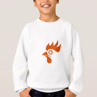 Rooster Eye Shutter Retro Sweatshirt