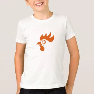 Rooster Eye Shutter Retro T-Shirt