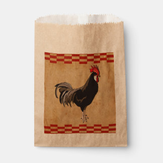Rooster Favour Bag