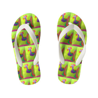 Rooster - for Flip flops kids - Thongs