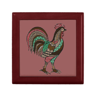 Rooster Gift Box