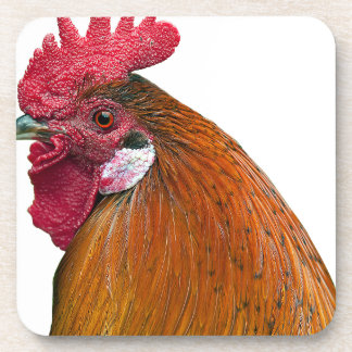 Rooster Head Coaster